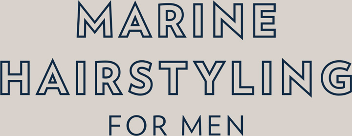Marine Hairstyling For Men